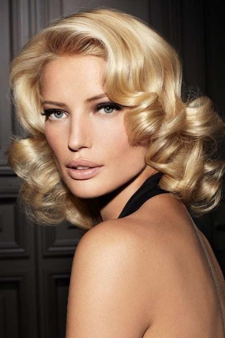 elegante frisur mittellange haare