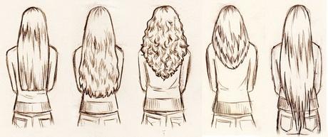Schöner Haarschnitt