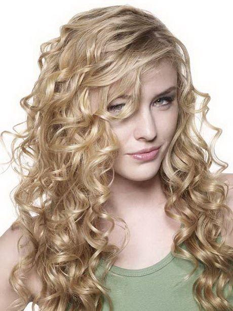 dünne lockige haare welche frisur